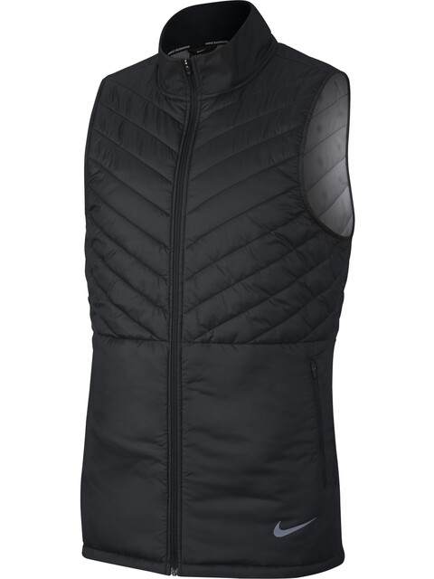 Nike AeroLayer Jacket Vest Men black/black/atmosphere grey